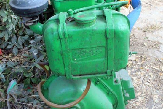 cost of running diesel generator