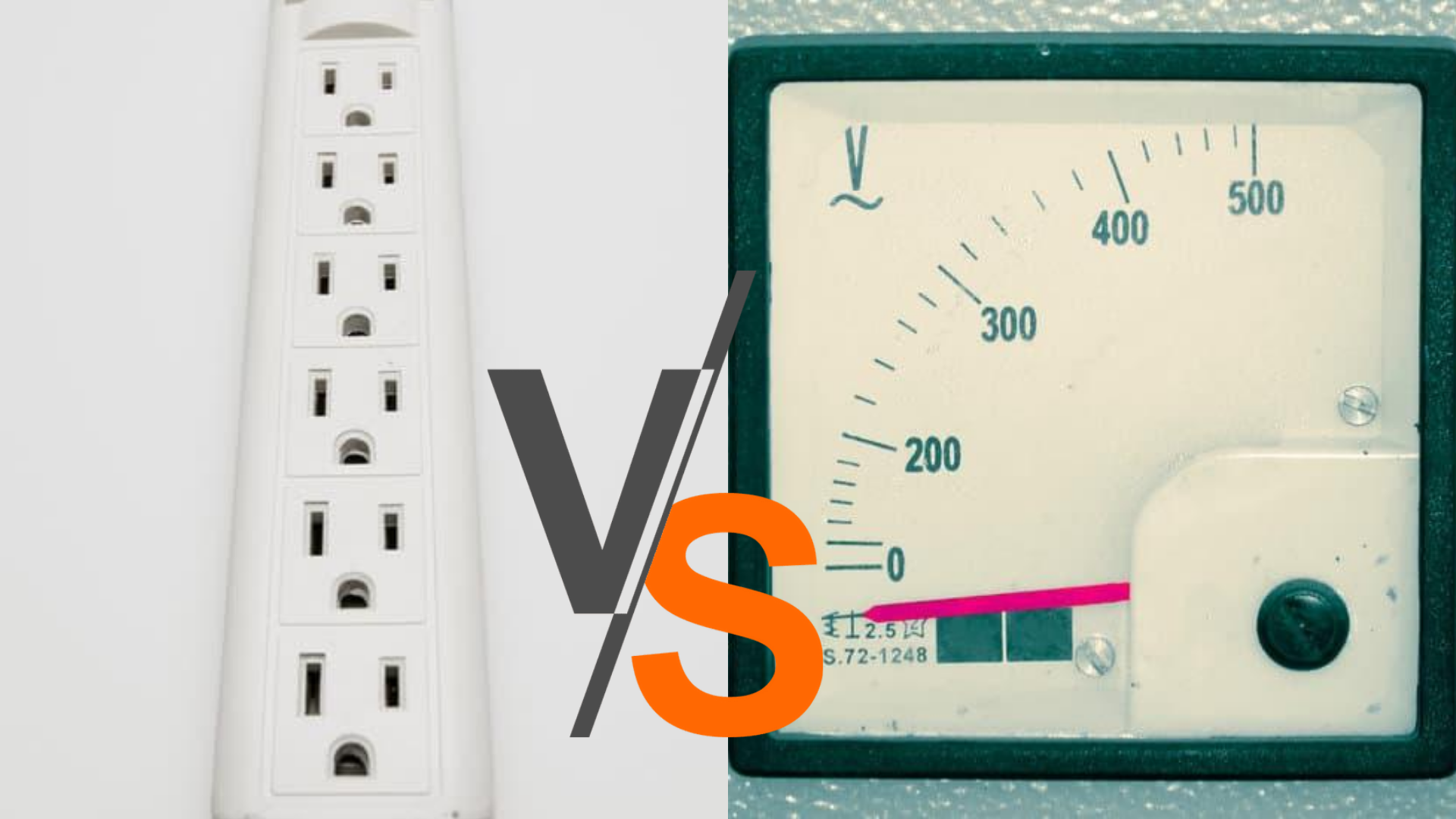 is stabilizer a surge protector