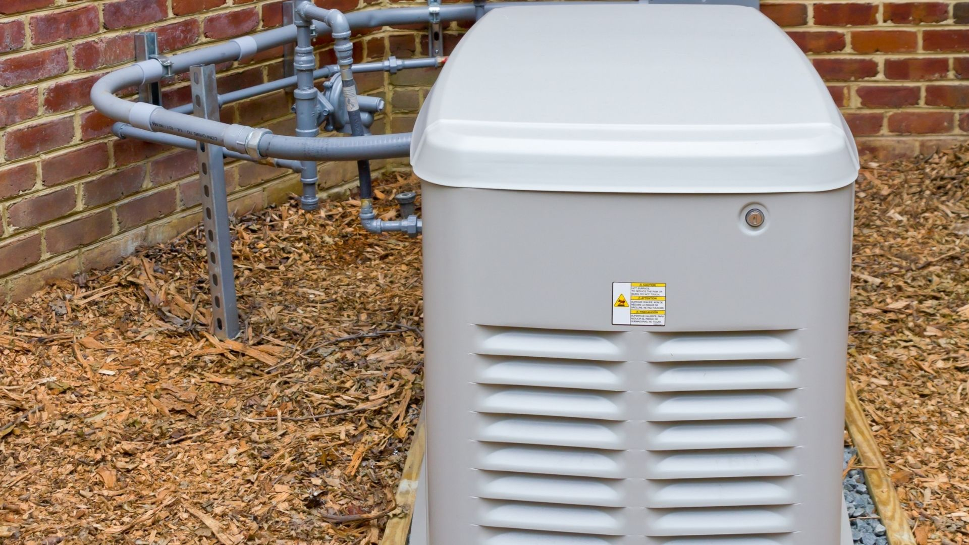 running propane generator indoors