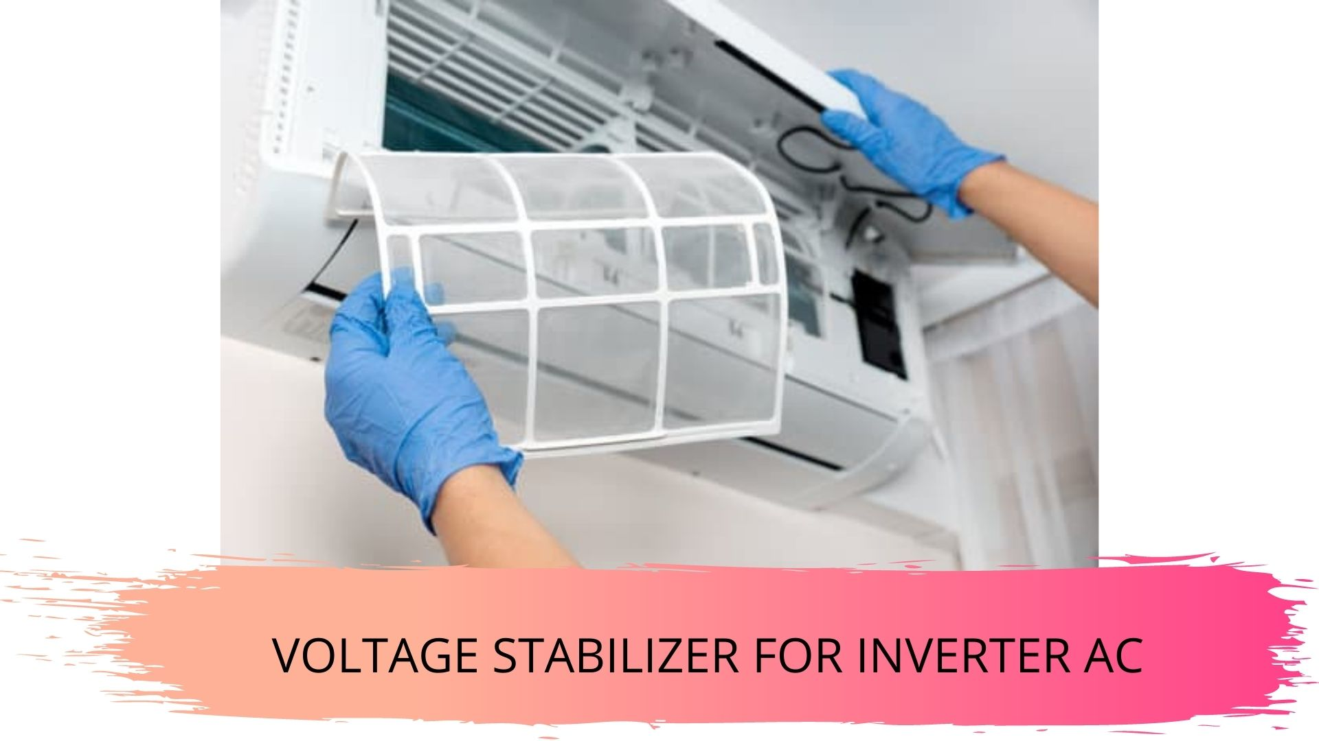 is voltage stabilizer required for inverter ac