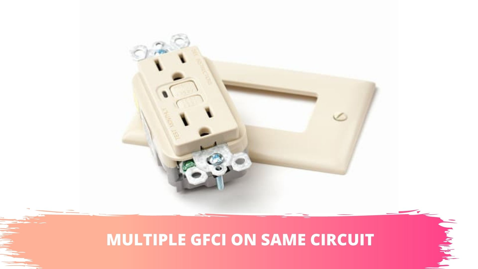 can gfci outlets be wired in parallel