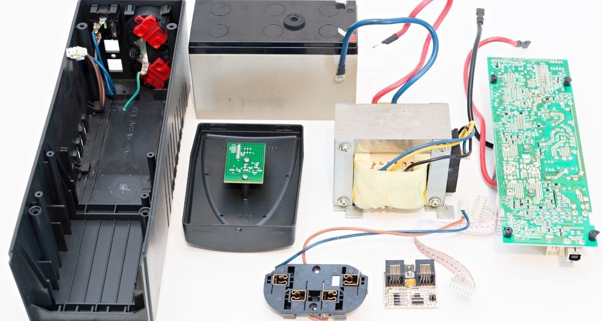 cyberpower,ecotech,fios,liftmaster,chamberlain,heatilator,genie,fireplace,apc battery backup not working