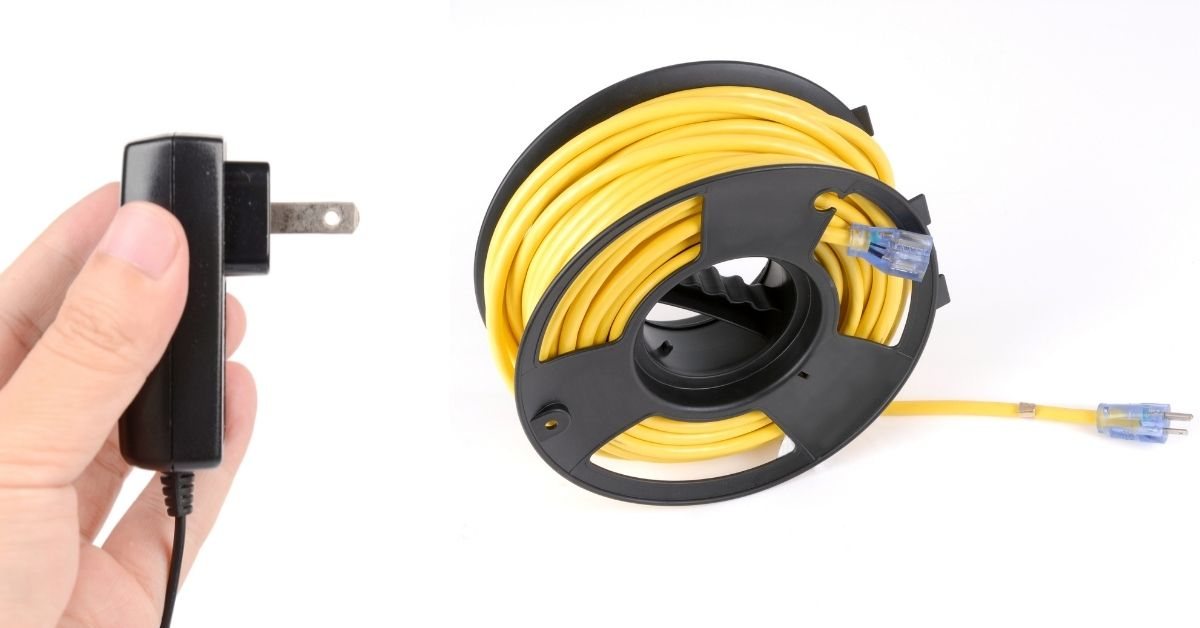 phone charger extension cord