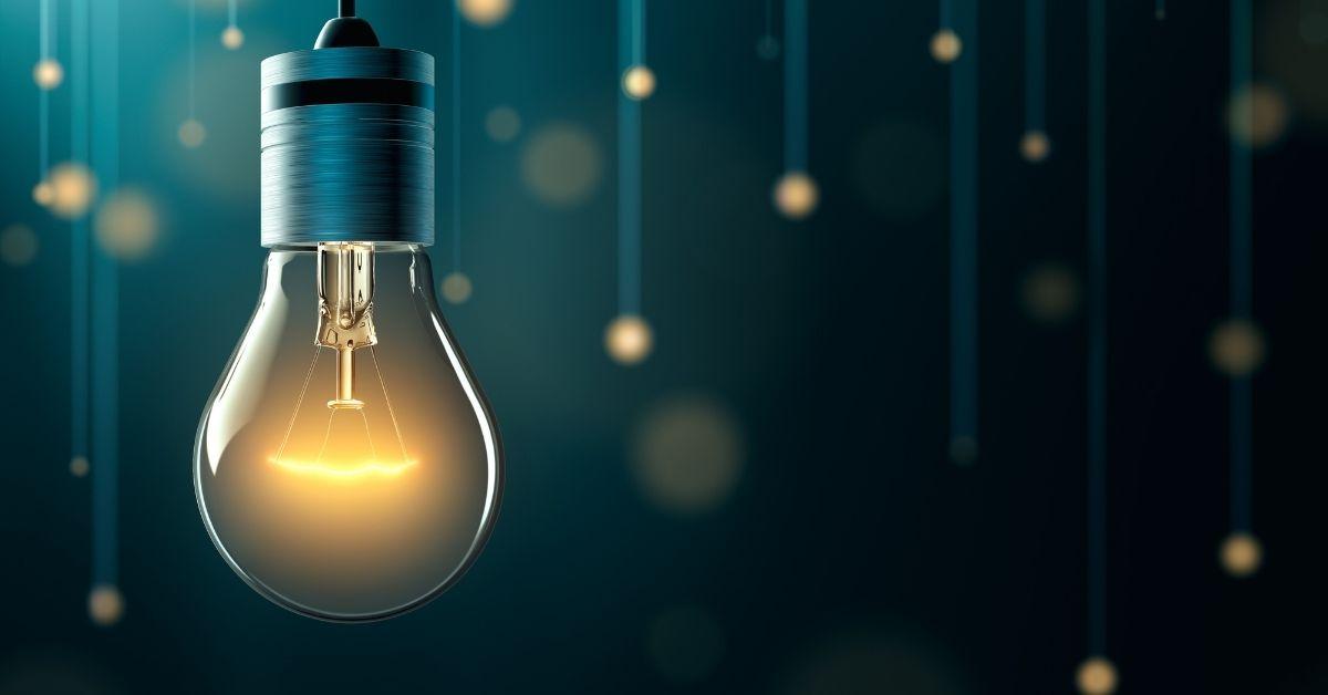 220v led light bulb in a 110v