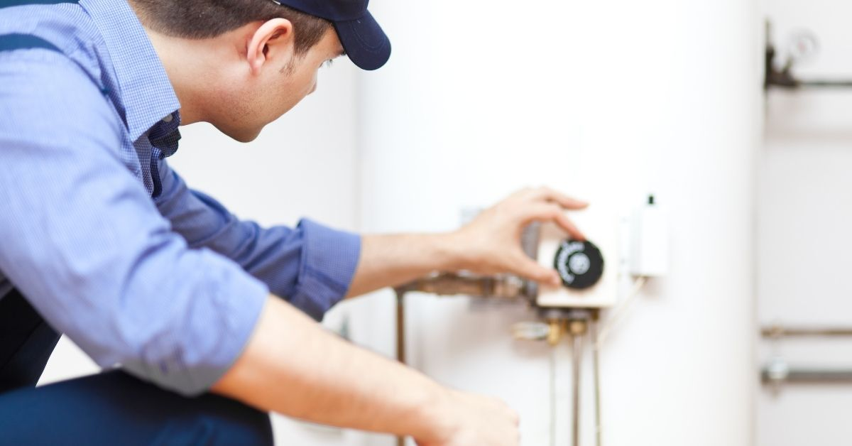 water heater disconnect